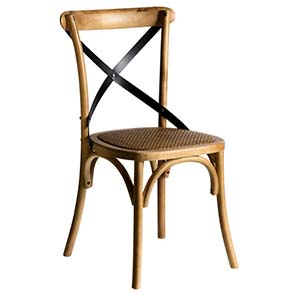 SILLA THONET ROBLE CLARO