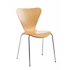 SILLA ROBLE CLARO JACOBSEN